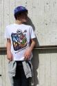 Camiseta niño/a SKULL