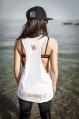 Camiseta tirantes Unisex Gold Angel