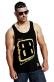 Camiseta tirantes Dark Gold