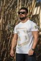 Camiseta Hombre Gold Angel